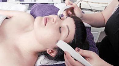radio frequency anti ageing treatments, Camberley beauty salon