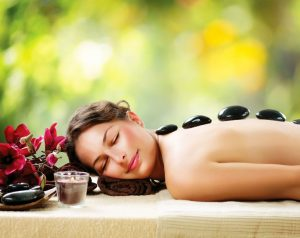 hot stone massages, beauty salon in Camberley, Surrey