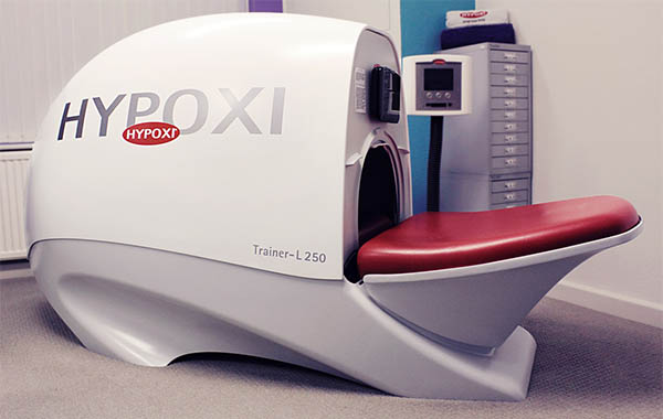 hypoxi weight loss treatments for men in Camberley, Surrey