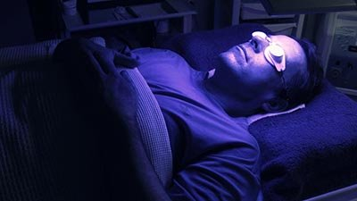 led light therapy for men, Camberley beauty salon, The Face & Body Workshop