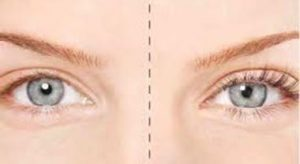 lvl lashes at Camberley beauty salon
