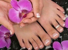 manicures and pedicures, Camberley beauty salon, The Face & Body Workshop, Surrey