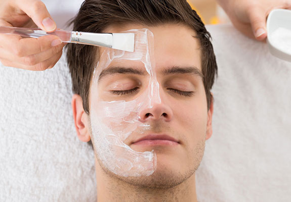 Men´s Treatments Face & Body, Camberley