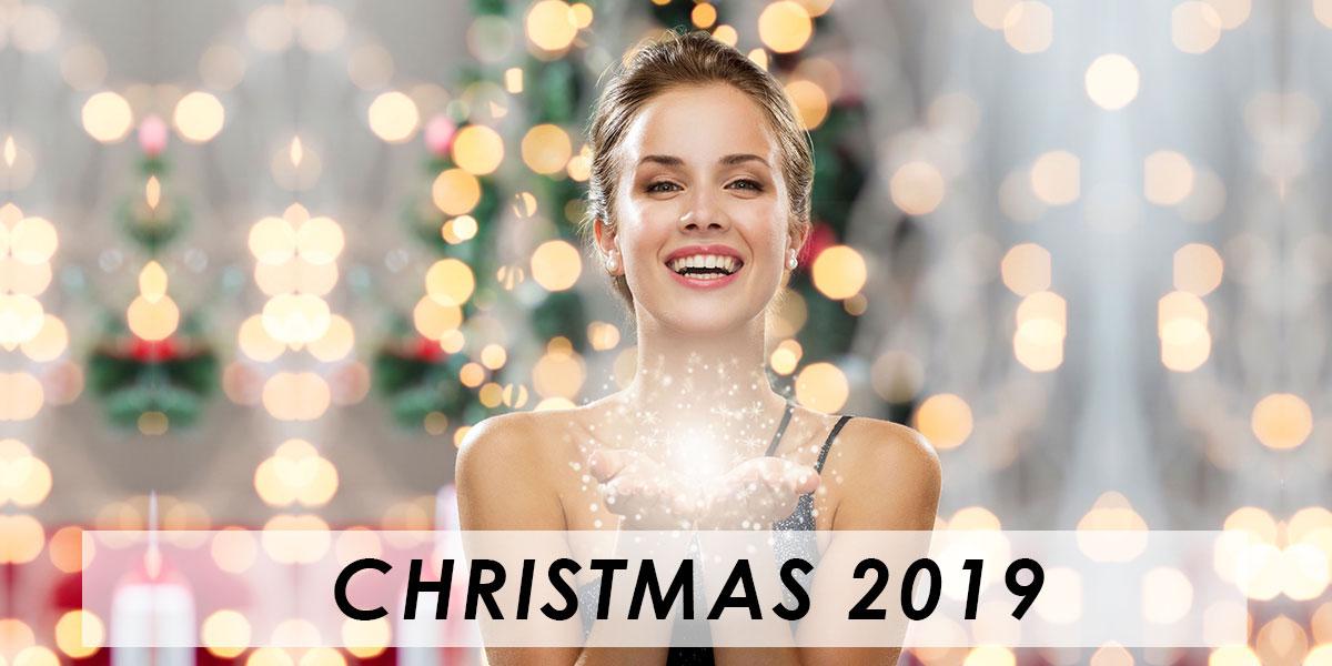 Christmas 2019 homepage banner