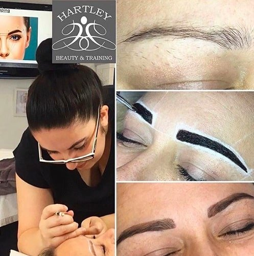 Henna Brows Now Available!