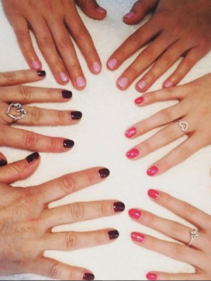 Gel Manicures & Pedicures, The Face & Body Workshop in Camberley